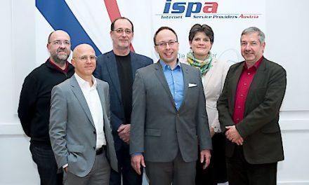 Wechsel im ISPA Vorstand
