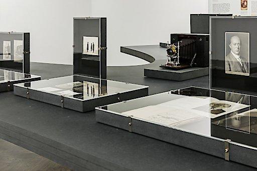 """Foto-Ausstellung """"Arnold Schönberg im Fokus"""" ab 16. November 2016"""