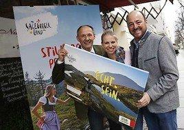 SalzburgerLand präsentiert sich als Vorreiter bei nachhaltigem Tourismus