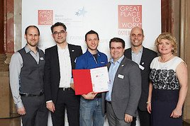 "GEKKO it-solutions ist erneut ein ""Great Place to Work®"""