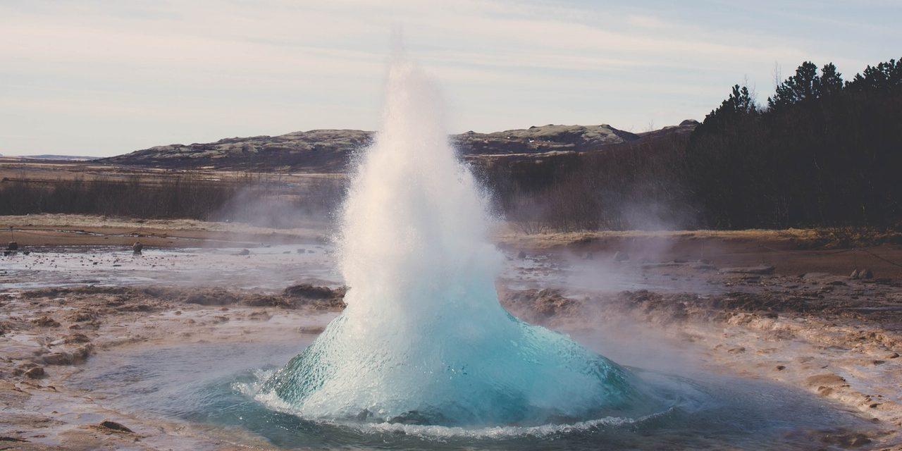 Geothermie- Energie aus der Erde
