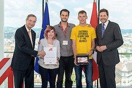 """MCI-Start-up More than Metrics ist """"geborener Global Champion"""""""