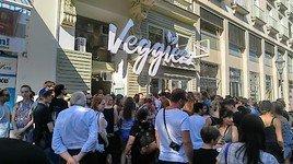 Gemüsemassenauflauf in Wien sorgte für Verkehrschaos