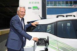 KEBA: Elektromobilität kommt in die Gänge – Anteil an Elektroautos soll bis 2025 auf 25% steigen