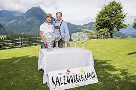 Marcel Hirscher lud zum Sommergespräch im SalzburgerLand