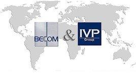 Konsequente Internationalisierung bei BECOM