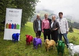 Open Alm in Alpbach 2017: Politik und Wirtschaft im Zeichen des Schafes