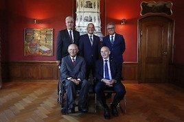 BMF: Finanzminister Schelling bei Treffen der deutschsprachigen Finanzminister in der Schweiz