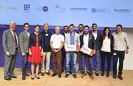 Falling Walls Lab Austria 2017 erfolgreich beendet – der zweite Gewinner steht fest