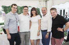 Wiener Restaurantwoche: VIPs, Köche und Gastronomen feiern Startschuss
