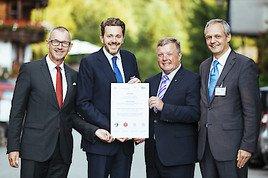 EU-Auszeichnung für Europäisches Masterstudium am MCI