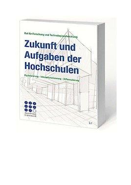 """Präsentation des Buches """"Zukunft und Aufgaben der Hochschulen"""""""