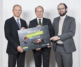 """IGP unterstützt Hagelversicherung-Kampagne """"Bodenlos macht arbeitslos"""""""
