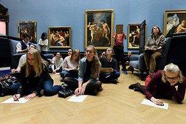 GEMMA MUSEUM! Der Kunstvermittlungstag im KHM-Verband