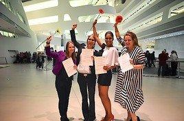 Erstmals ex-aequo-Sieg beim Best of Marketing-Preis der Wirtschaftsuniversität