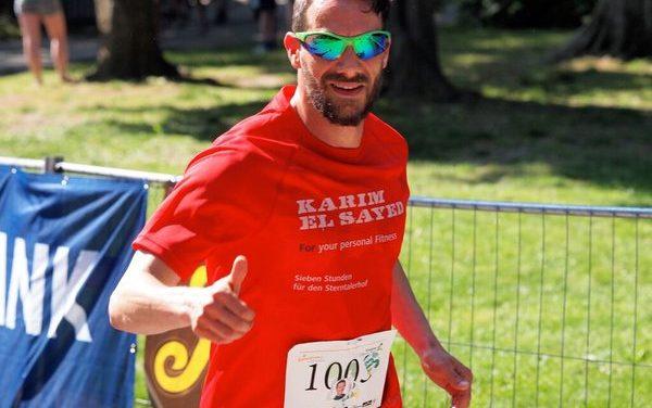 Laufend Gutes tun: Karim El-Sayed startet beim Vienna Charity Run