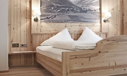 Das Hotel Alpenstolz im Stubaital