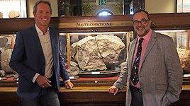 """Urknall, Dinos, Meteoriten und unsere Vorfahren: Das NHM Wien im """"Museums-Check"""" auf 3SAT"""