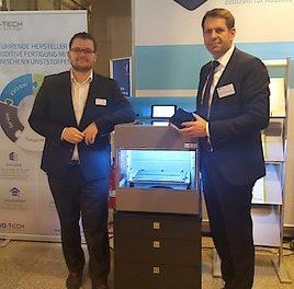 EVO-tech eröffnet zweiten Standort in Hannover