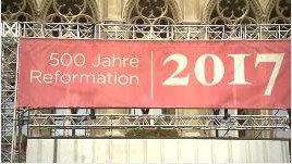 500 Jahre Reformation – Evangelische Kirchen feierten am Rathausplatz