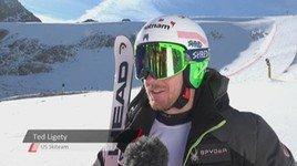 Beginnt die Winterzeit, startet in Sölden der Skiweltcup