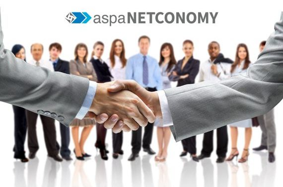 aspaNETCONOMY: SAP® Partners NETCONOMY and  ASPA Consulting join forces