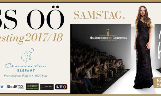 Miss Oberösterreich Casting startet in die zweite Runde