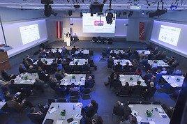 Zukunft passiert jetzt: Digitale Praxis im Lebenszyklus von Bauwerken