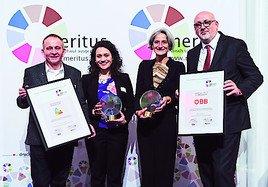 Auszeichnung für Diversität und Akzeptanz