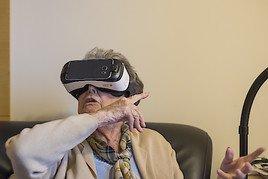 Wie Virtual Reality das Erinnern unterstützt