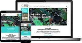 SECONTRADE – Der Online-Marktplatz für Sekundär-Rohstoffe