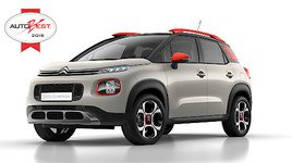 "Autobest Award 2018 für Citroën C3 Aircross – ""Best Buy Car of Europe"""