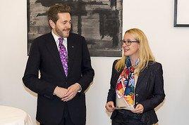 Wirtschaftsministerin Schramböck: Chancen der Digtialiserung nutzen und Standort stärken
