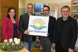 Jörg Pfeifer bringt neuen Schwung in die 2-Thermenregion Bad Waltersdorf