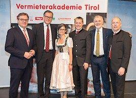 Erfolgreiches Jahr für die Vermieterakademie Tirol