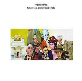 Jahresprogramm 2018 der Kunstmeile Krems