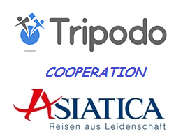 ASIATICA TRAVEL STARTET KOOPERATION MIT TRIPODO