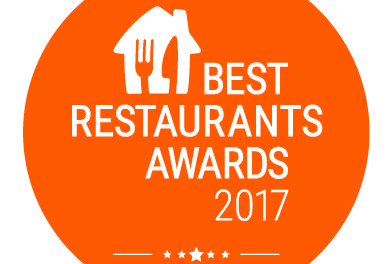 And the winner is: Lieferservice.at kürt die Sieger der BEST RESTAURANTS AWARDS 2017