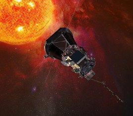 """Vortrag zur """"Parker Solar Probe"""" – Jener NASA-Mission, die unser Verständnis der Sonne revolutionieren will."""