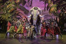 AFRIKA! AFRIKA! Umjubelter Auftakt in Berlin, in Kürze gastiert die neue Show in ganz Österreich!