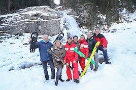 Winter-Urlaub im Nationalpark steht für mehr Gesundheit!