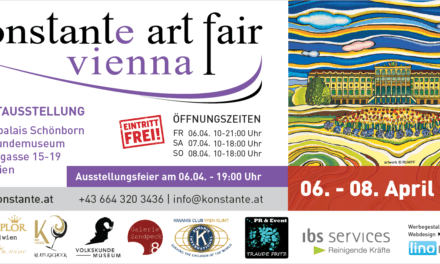 Konstante Art Fair Vienna 2018