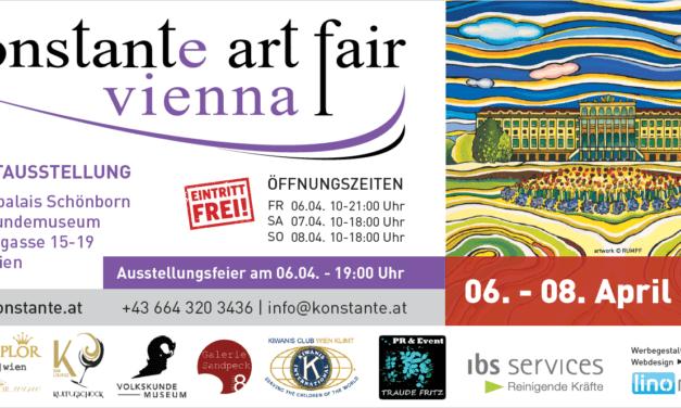 Konstante Art Fair Vienna 2018