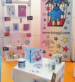 """Villacher """"Kroggl"""" auf weltweit größter Spielwarenmesse vertreten"""