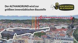 BI Althangrund: Neuausschreibung des Architekturwettbewerbs nach Widmungsstopp durch Vassilakou notwendig