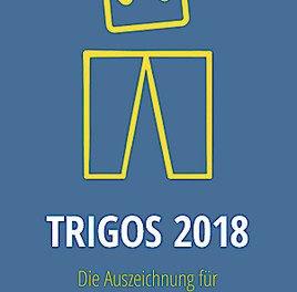 TRIGOS 2018 – Noch drei Wochen bis zum Einreichschluss