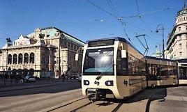 Wiener Lokalbahnen eröffnen Betriebsgelände mit neuer Remise