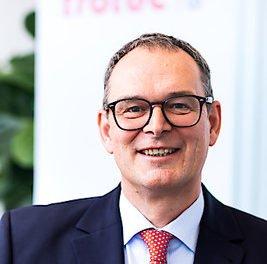 Trodat Trotec Gruppe hat mit Norbert Schrüfer neuen CEO