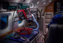 Tyrol Air Ambulance und Pediatric Air Ambulance verkünden Kooperation für Kinderintensivtransporte