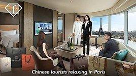 Fashion TV bringt 25 chinesische Fernsehsender in die Hotelzimmer von 230 Millionen chinesischen Touristen weltweit.